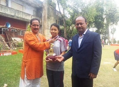 Inter College Badminton Champion