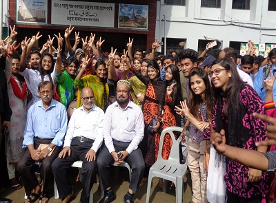 Tremendous Success in  HSC Examination 2016